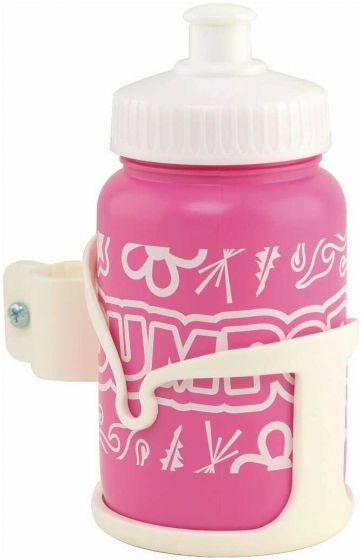 Bumper Pink Bottle and Cage