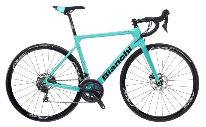 Bianchi Sprint 105 Compact Disc 2020 Bike