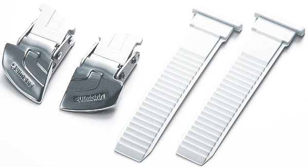 Shimano Universal Large Buckle & Strap Set