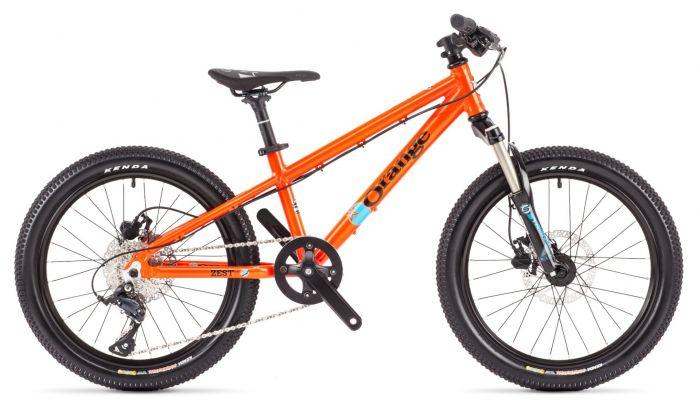 Orange Zest 20 S 20-inch 2020 Kids Bike - Orange Soda