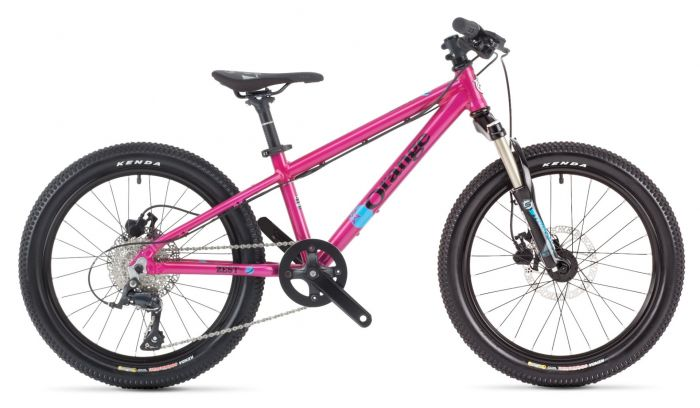Orange Zest 20 S 20-inch 2020 Kids Bike - Back to the Fuchsia