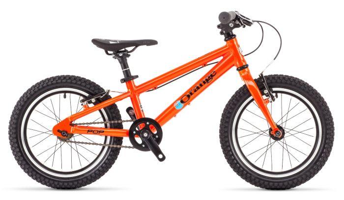 Orange Pop 16-inch 2018 Kids Bike - Orange Soda