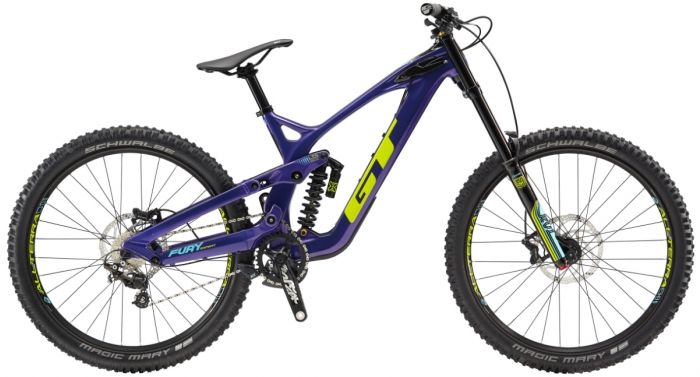 GT Fury Carbon Expert 27.5-Inch 2019 Bike