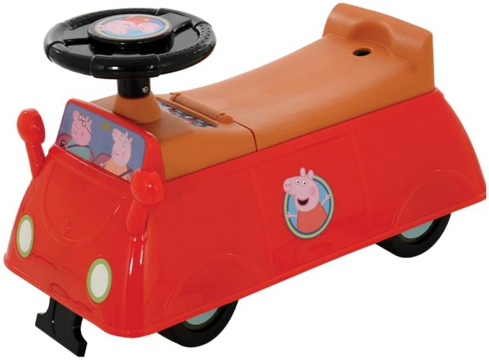 Peppa Pig Peppa Pig Car Ride-On