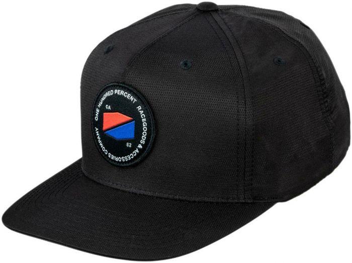 100% Jefferson Snapback Cap