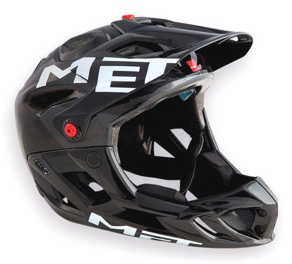 MET Parachute 2018 Helmet - Anthracite/Black 59-62cm