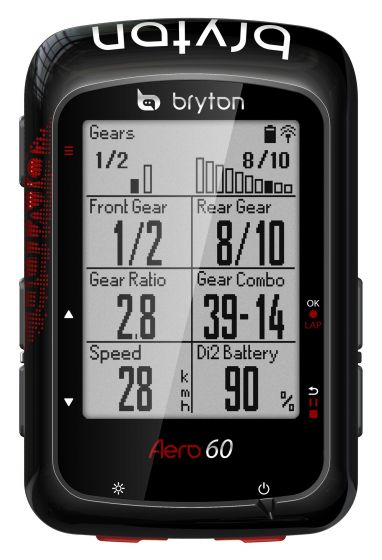 Bryton Aero 60E GPS Cycle Computer