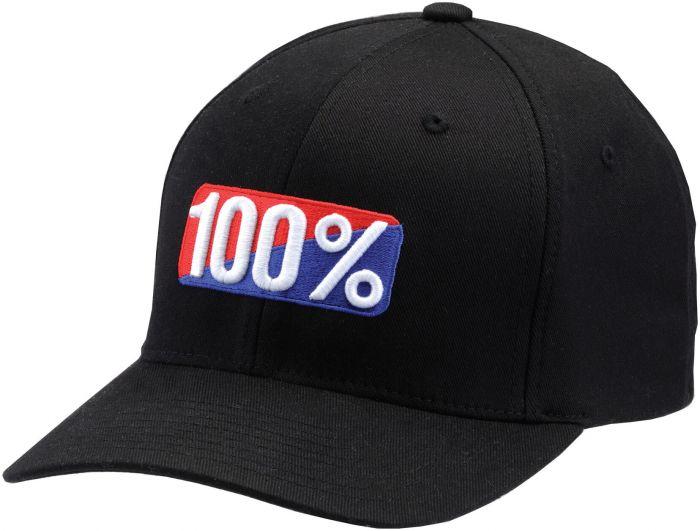 100% Classic X-Fit Flexfit Cap