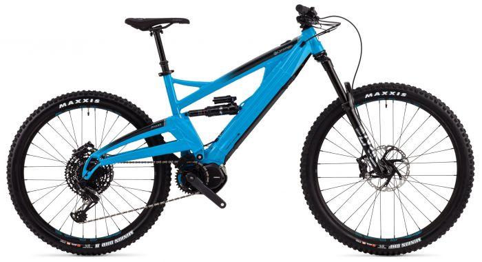 Orange Phase RS 2020 Electric Bike