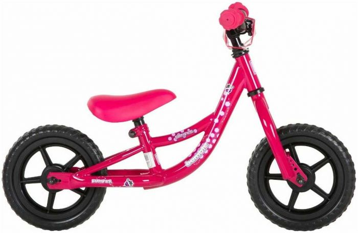 Bumper Bumble Girls 10-Inch Balance Bike