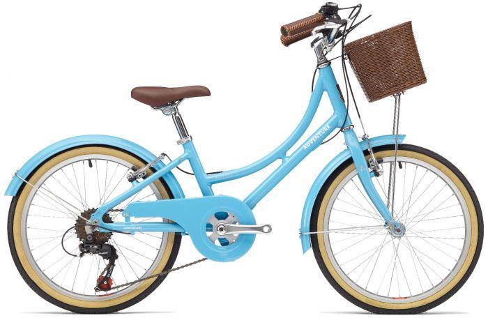 Adventure Bluebell 20-Inch 2018 Girls Bike