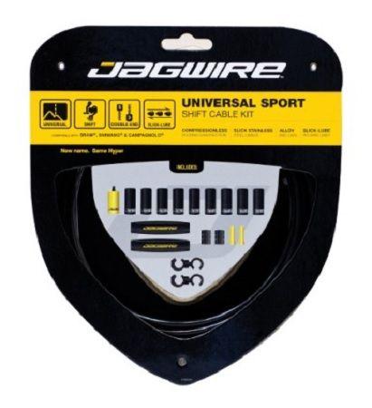 Jagwire Universal Sport Gear Kit