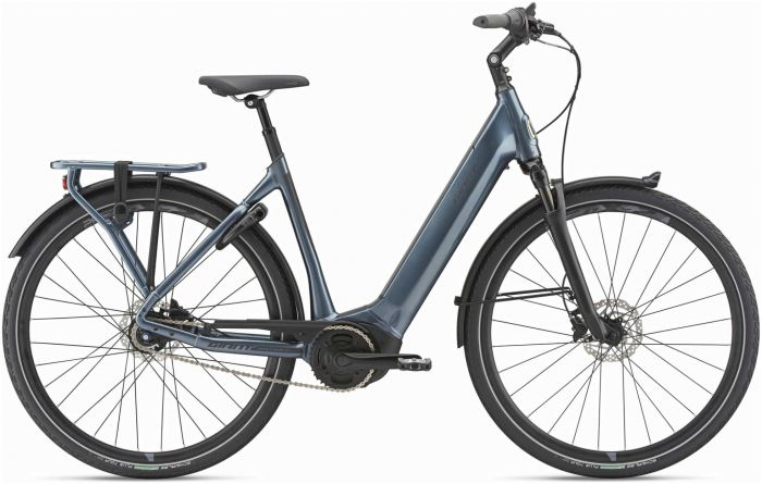 Giant DailyTour E+ 2 Low Step 2020 Electric Bike