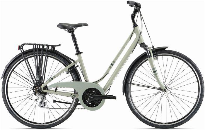 Liv Flourish FS 2 2021 Womens Bike