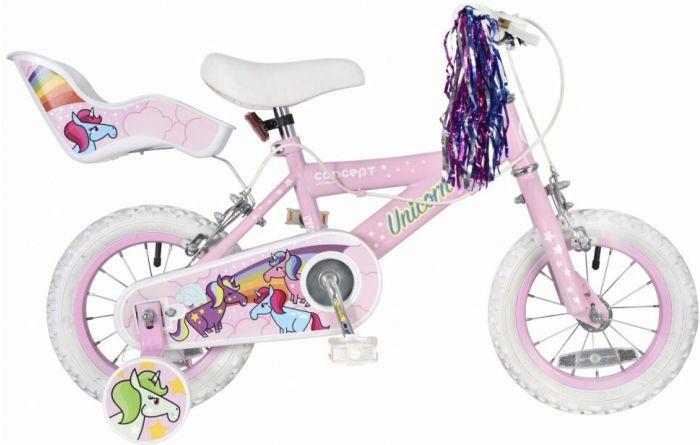 Concept Unicorn 12-Inch Girls 2020 Bike