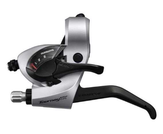 Shimano Tourney TX ST-TX800 3-Speed STI Lever (Left)