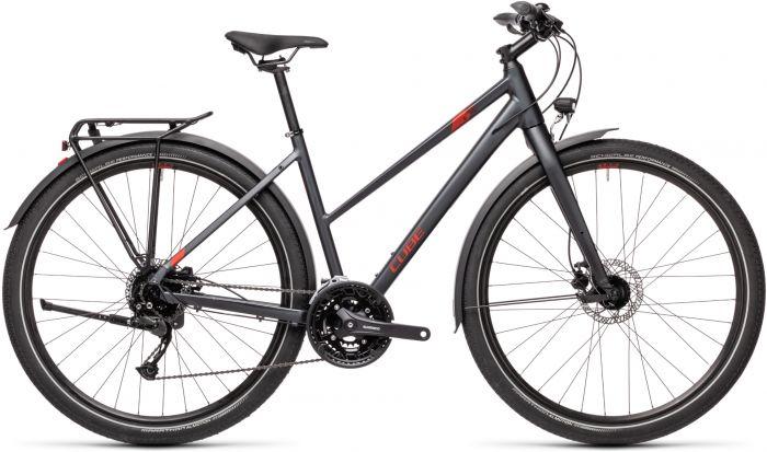 Cube Travel Trapeze 2021 Bike