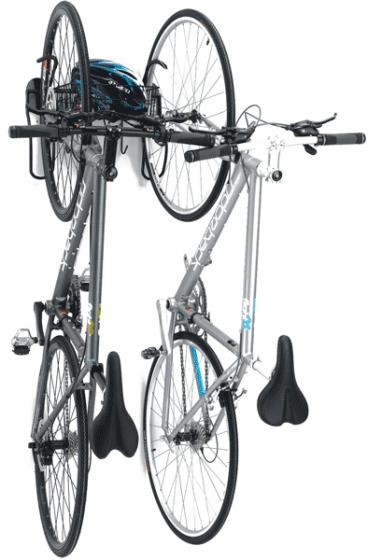 Gear Up Off The Wall 2 Bike Vertical Rack
