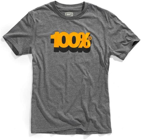 100% Volta Heather T-Shirt