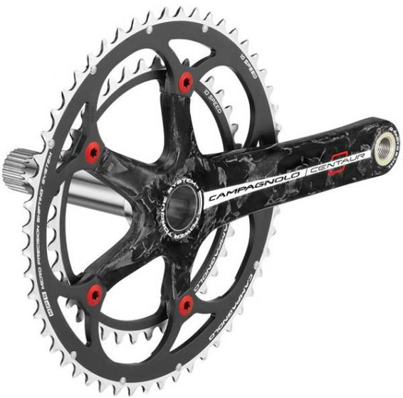 Campagnolo Centaur FC12-CE 10-Speed Carbon Chainset