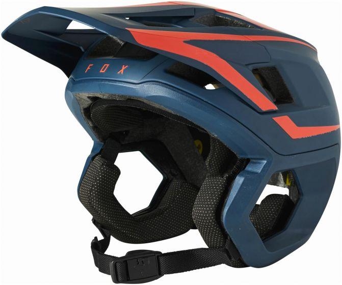 Fox Dropframe Pro Driver Helmet