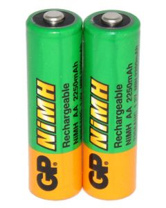 Cateye EL340RC NIMH Battery Set