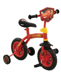 Disney Cars 3 2in1 10-Inch Training Bike