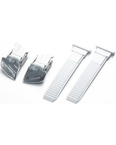 Shimano Universal Large Buckle & Strap Set