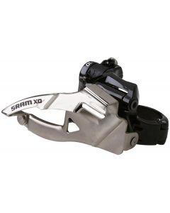 SRAM X0 2x10-Speed Low Clamp Front Derailleur
