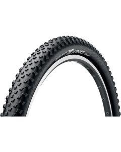 Continental X King PureGrip Black Chili 26-Inch Folding Tyre