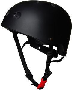 Kiddimoto Matte Black Helmet
