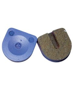 A2Z Quad QMG-4G/QMD-5/Clarks Organic Disc Brake Pads