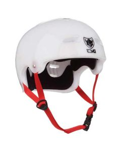 TSG Evolution Clear Helmet