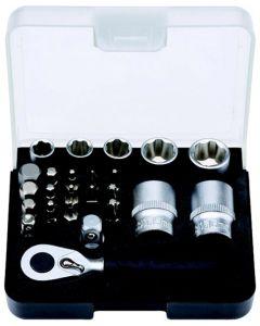 BBB BTL-53 SocketFix Wrench Box Set