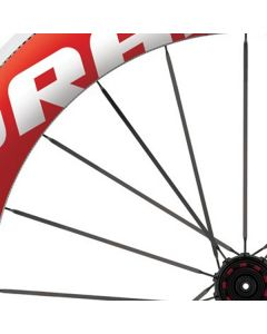 SRAM S40 Rear Driveside/S60 Front Spokes & Nipples (3 Pack)