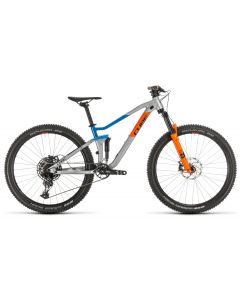 Cube Stereo 120 Action Team 27.5-Inch 2020 Youths Bike