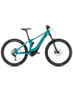 Cube Sting Hybrid 120 Race 500 2019 Womens Electric Bike