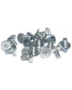 Speedplay 5x11mm Baseplate Mounting Screws (20 pcs)