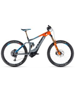 Cube Stereo Hybrid 160 Action Team 500 27.5-Inch 2018 Electric Bike