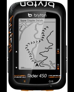 Bryton Rider 450 E Cycle Computer