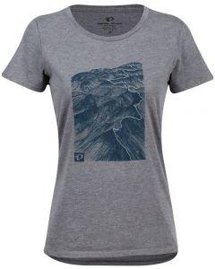 Pearl Izumi Graphic Mountain Womens T-Shirt