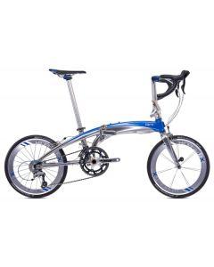 Tern Verge X18 20-Inch Folding Bike