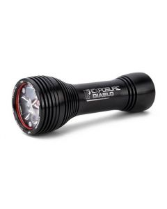 Exposure Diablo MK9 Front Light with Mounts