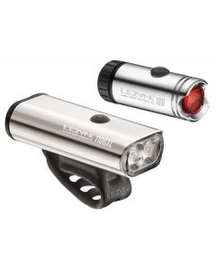 Lezyne Macro Drive 1100 / Micro 180 Front and Rear Light Set