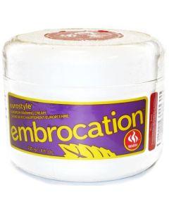 Paceline Embrocation Eurostyle Warming Cream 8oz Jar