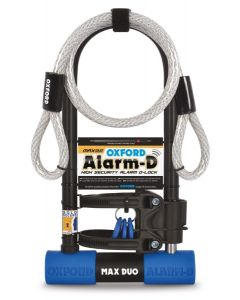 Oxford Alarm-D Duo Max Security D-Lock