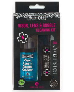Muc-Off Visor Lens & Goggle Cleaning Kit