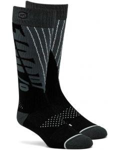 100% Torque Comfort Moto Socks