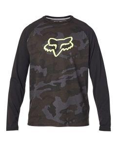 Fox Tournament Camo Tech Long Sleeve T-Shirt