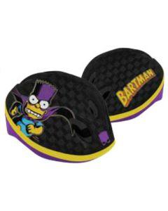 The Simpsons Bartman Youth Helmet